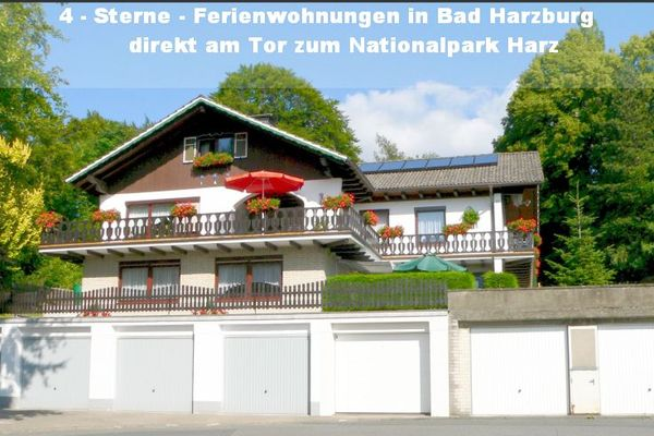 Bed and Breakfast in Bad Harzburg 1