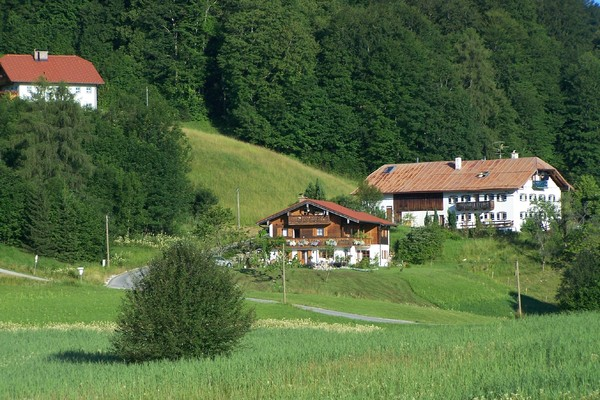 Bed and Breakfast in Berchtesgaden 2