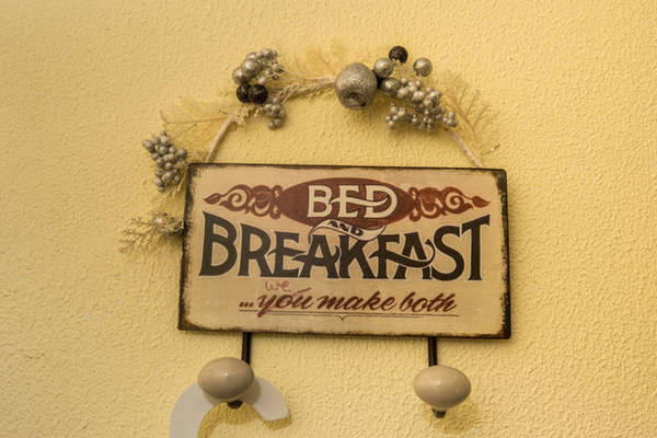 Bed and Breakfast in Berlin 15