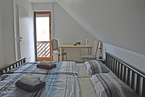 Bed and Breakfast in Berlin 9