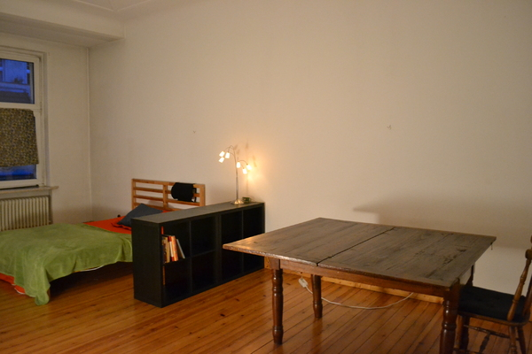 Bed and Breakfast in Berlin 1