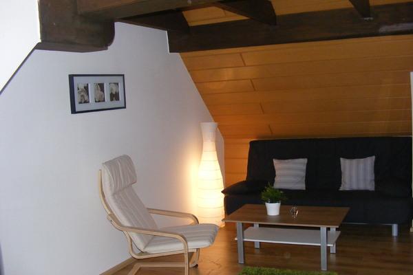 Unterkunft Möblierte Wohnung Fachwerkhaus Balkon Küche ...