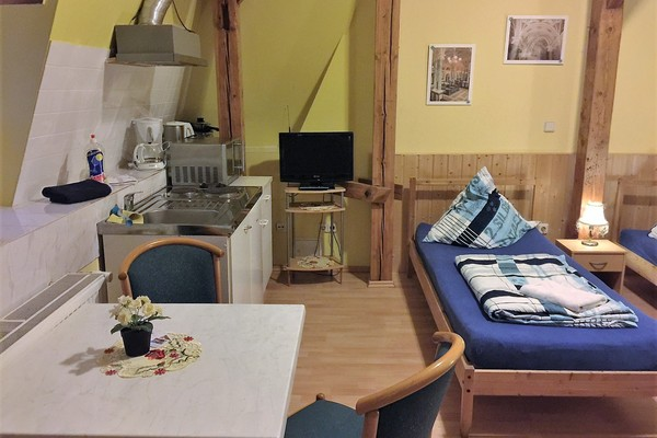 Bed and Breakfast in Dresden 2