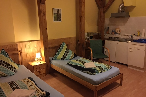 Bed and Breakfast in Dresden 3