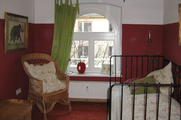 Bed and Breakfast in Düsseldorf 1