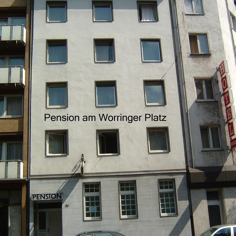 Unterkunft Einzelzimmer Am Worringer Platz Zimmer In Dusseldorf
