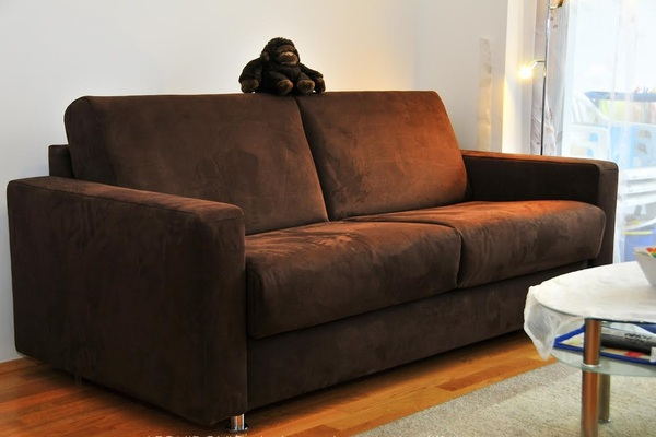 Sofa in Frankfurt am Main 1
