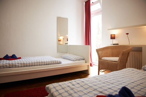 Bed and Breakfast in Hamburg 1