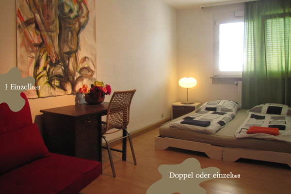 Bed and Breakfast in Karlsruhe 5