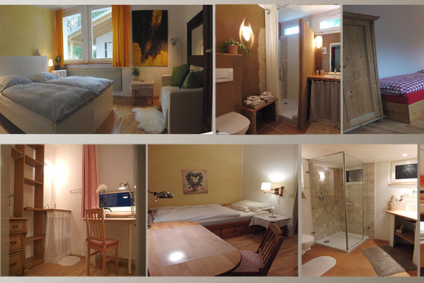 Bed and Breakfast in Kassel 1