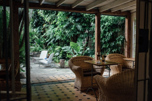 Bed and Breakfast in Havana 8