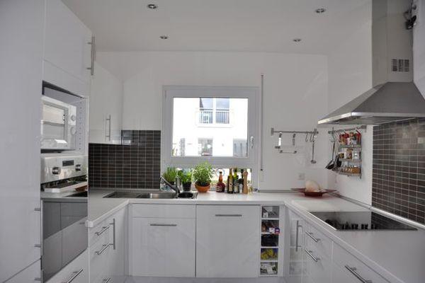 Unterkunft Luxus-Haus mit Garten 4 Zimmer (Haus) in ...