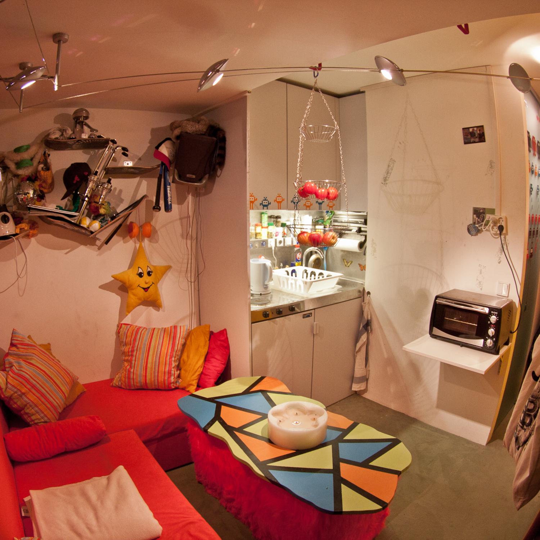 Unterkunft Bungalow Im Olympiadorf Wohnung In München Gloveler