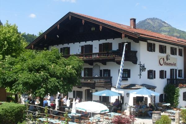 Unterkunft Gasthof Ochsenwirt Wohnung In Oberaudorf Gloveler