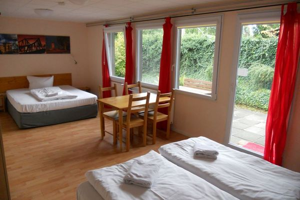 Bed and Breakfast in Potsdam 1