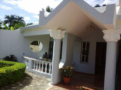Unterkunft Chambre bord de mer (Haus) in San Felipe de Puerto Plata ...