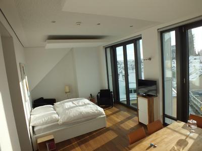unterkunft ulm am bahnhof wohnung in ulm gloveler. Black Bedroom Furniture Sets. Home Design Ideas