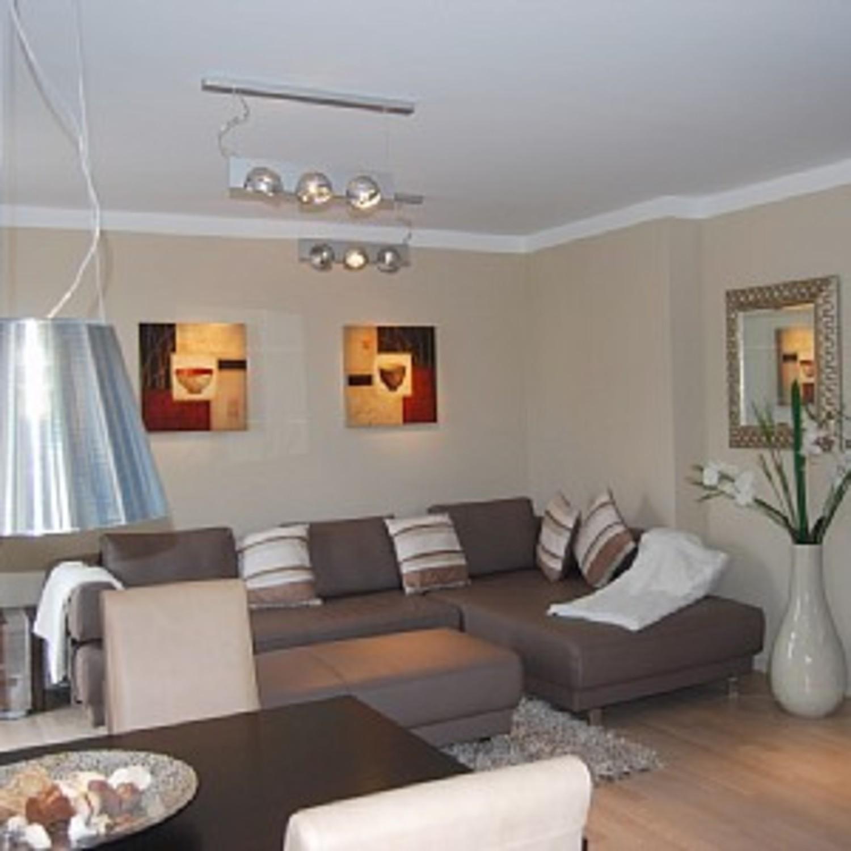 braun rosa wohnzimmer ~ kreative bilder für zu hause design ... - Wohnzimmer Rosa Braun